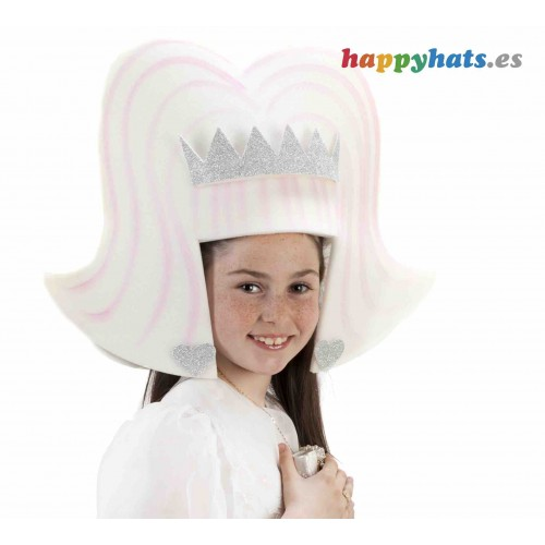 First Communion Wig