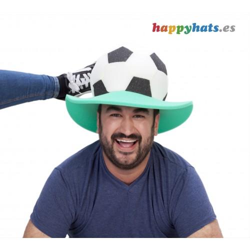 Gorro Balón de Fútbol
