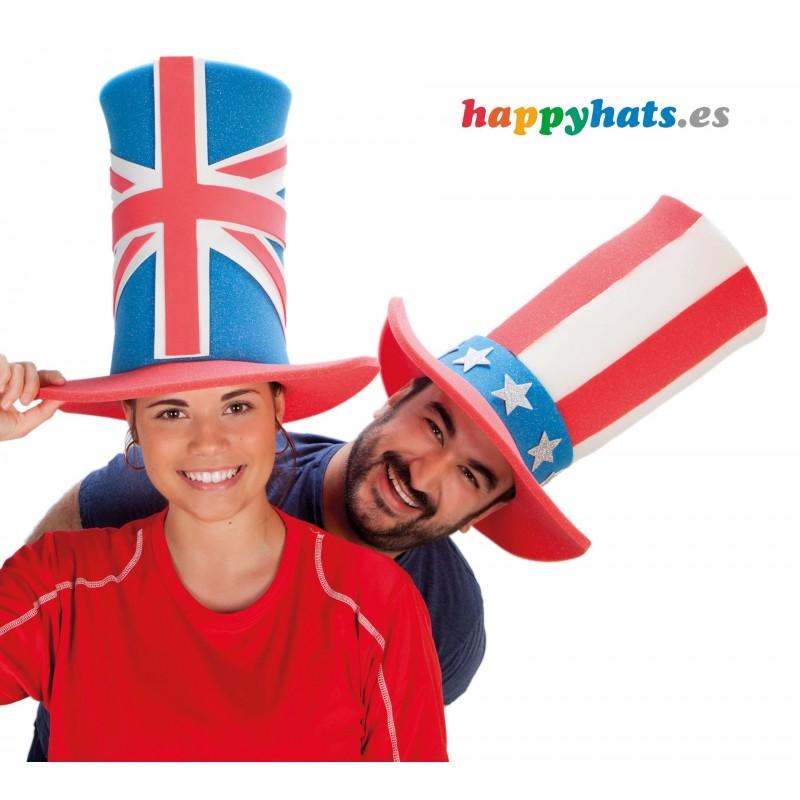 672648e7485d8 Gorro de Banderas del Mundo - HappyHats.es