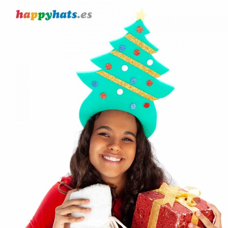 Christmas Tree Hat.Christmas Tree Hat Happyhats Es