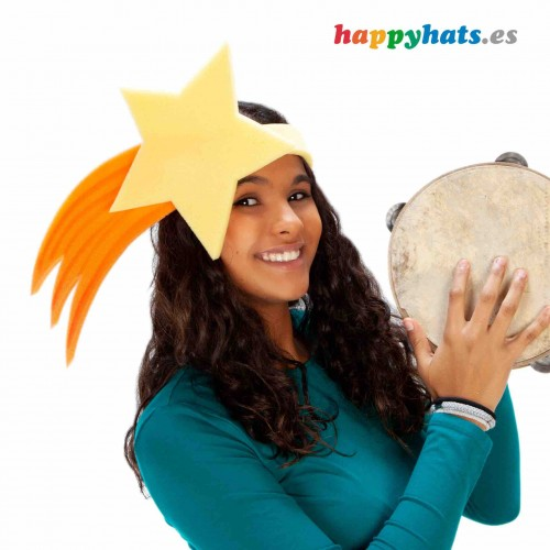 Shooting Star hat