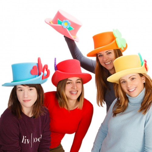 Sombrero Elegante Ascot