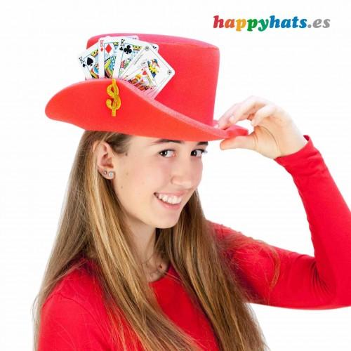 Crupier Hat