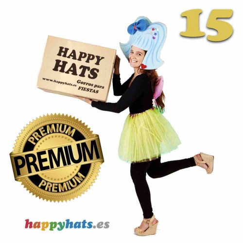 Pack Cumpleaños PREMIUM 15