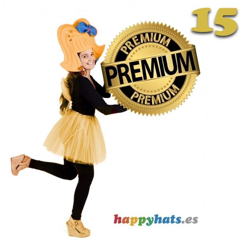 Pack Premium 15 unidades