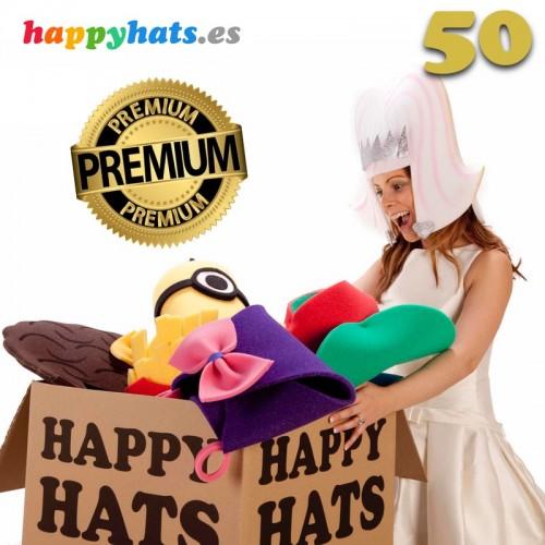 Pack Boda PREMIUM 50