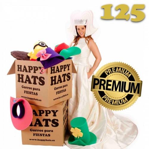 Pack Boda PREMIUM 125