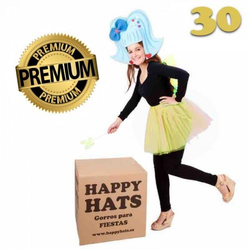 Pack Cumpleaños PREMIUM 30