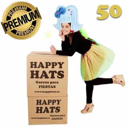 Pack Cumpleaños PREMIUM 50