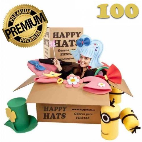Pack Cumpleaños PREMIUM 100