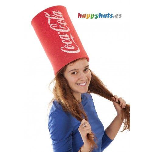 Gorro Coca Cola