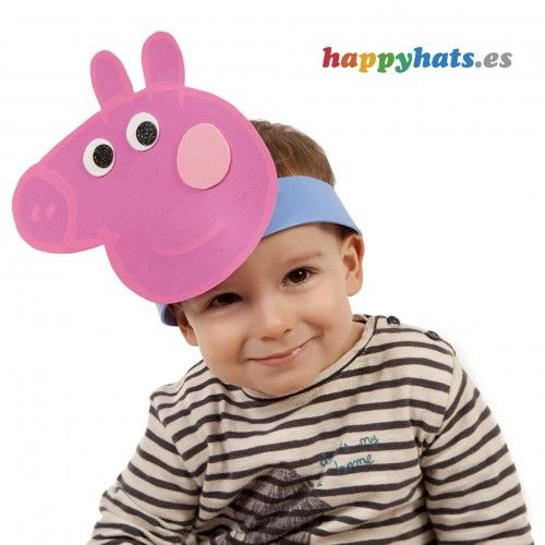 Gorro Peppe Pig