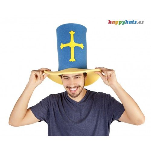 Sombrero de Copa Asturias