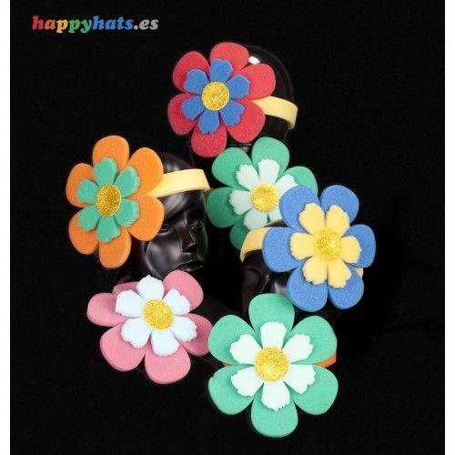 Cinta con flor