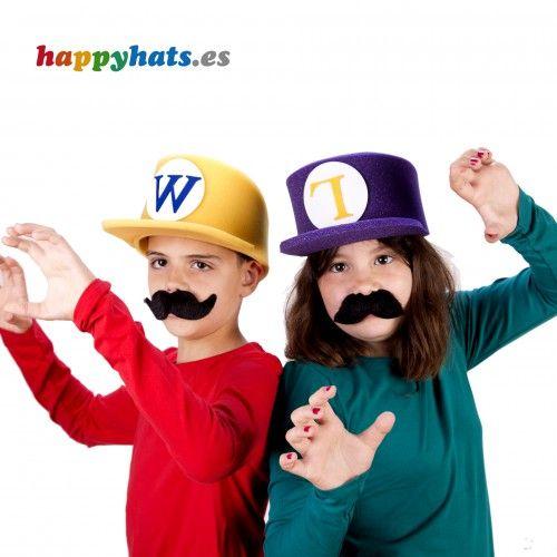 Mario Bros & Luigi (Kid size)