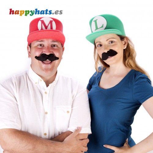 Mario, Luigi, Wario, Waluigi