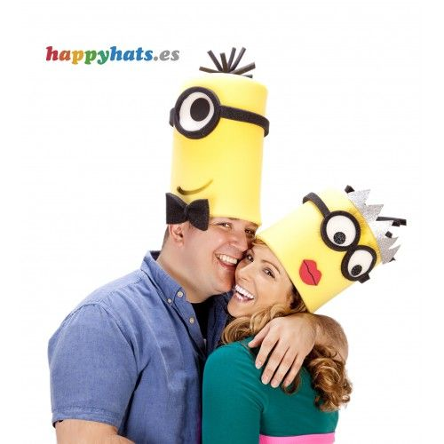 Minion Bride & Groom