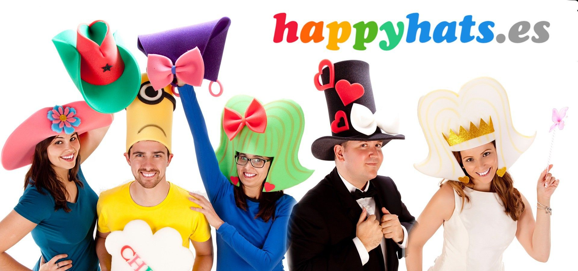 Portada Happy Hats